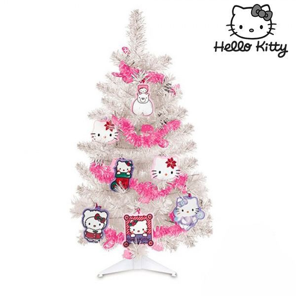 hello kitty božično drevesce